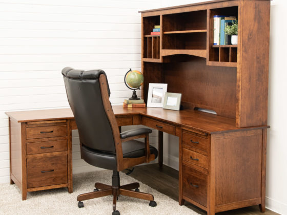 L-Desk Office Set