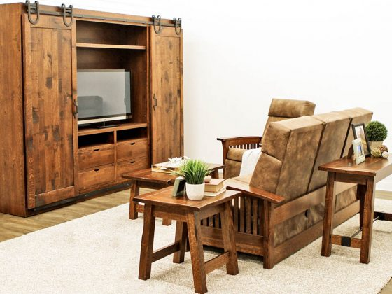Barn Door Living Room Collection