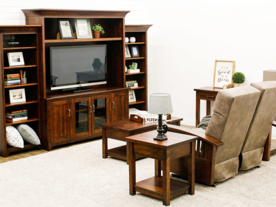 Frontier Living Room Collection