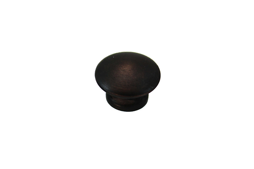Wood Knob - Maple/Ebony