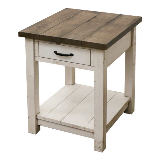 2T Montgomery Open End Table