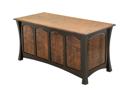 Brooklyn Executive Desk with Panels