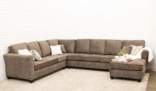 Manhattan Sectional with Chaise