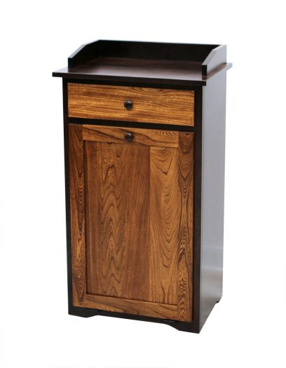 2T Mission Dry Sink Trash Bin