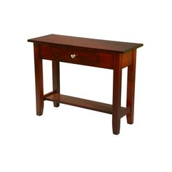 Park View Open Sofa Table