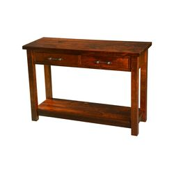 Timber Mill Open Sofa Table