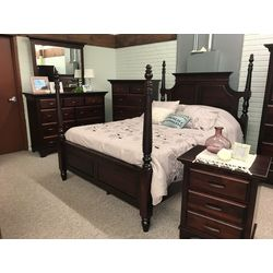5pc. Sierra Bedroom Set