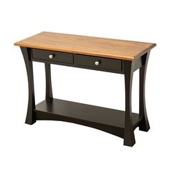 Brooklyn Open Sofa Table
