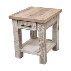 Silverton Large End Table