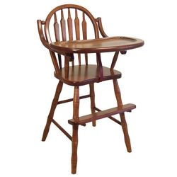 #208 Arrow Back High Chair