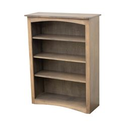 "48"" Maple Shaker Bookcase"