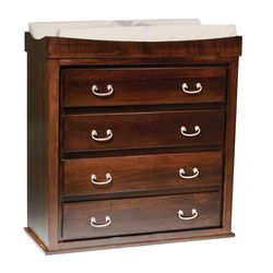 Heirloom 4-Drawer Changing Table