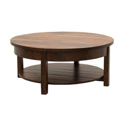Arcadia Round Coffee Table