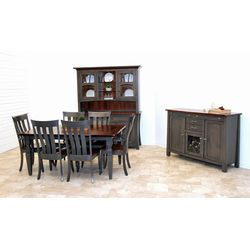 Turned Shaker Dining Set