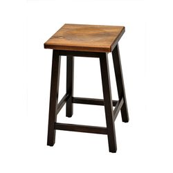 "24"" Mission Bar Stool"