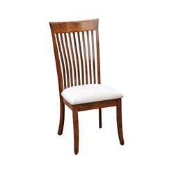 High OW Shaker Bent Back Side Chair