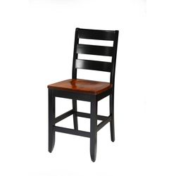"24"" Dutch Ladder Bar Chair"
