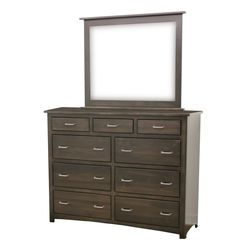"60"" Weston Tall Dresser & Mirror"