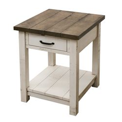 Montgomery Open End Table
