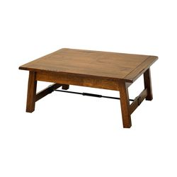 Settler's Coffee Table with Turnbuckle