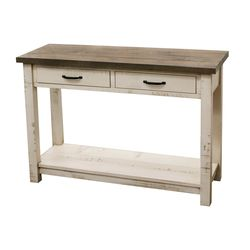Montgomery Open Sofa Table