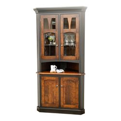 Ellington Corner Hutch