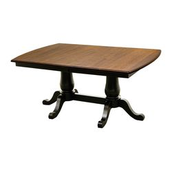 Ellington Double Pedestal Table
