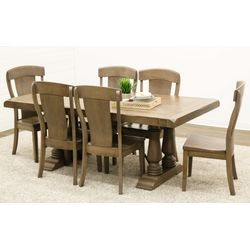 Alexandria Dining Table with 6 Kowan Chairs