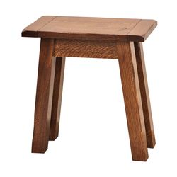 Settler's Small End Table