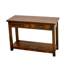 Arcadia Open Sofa Table